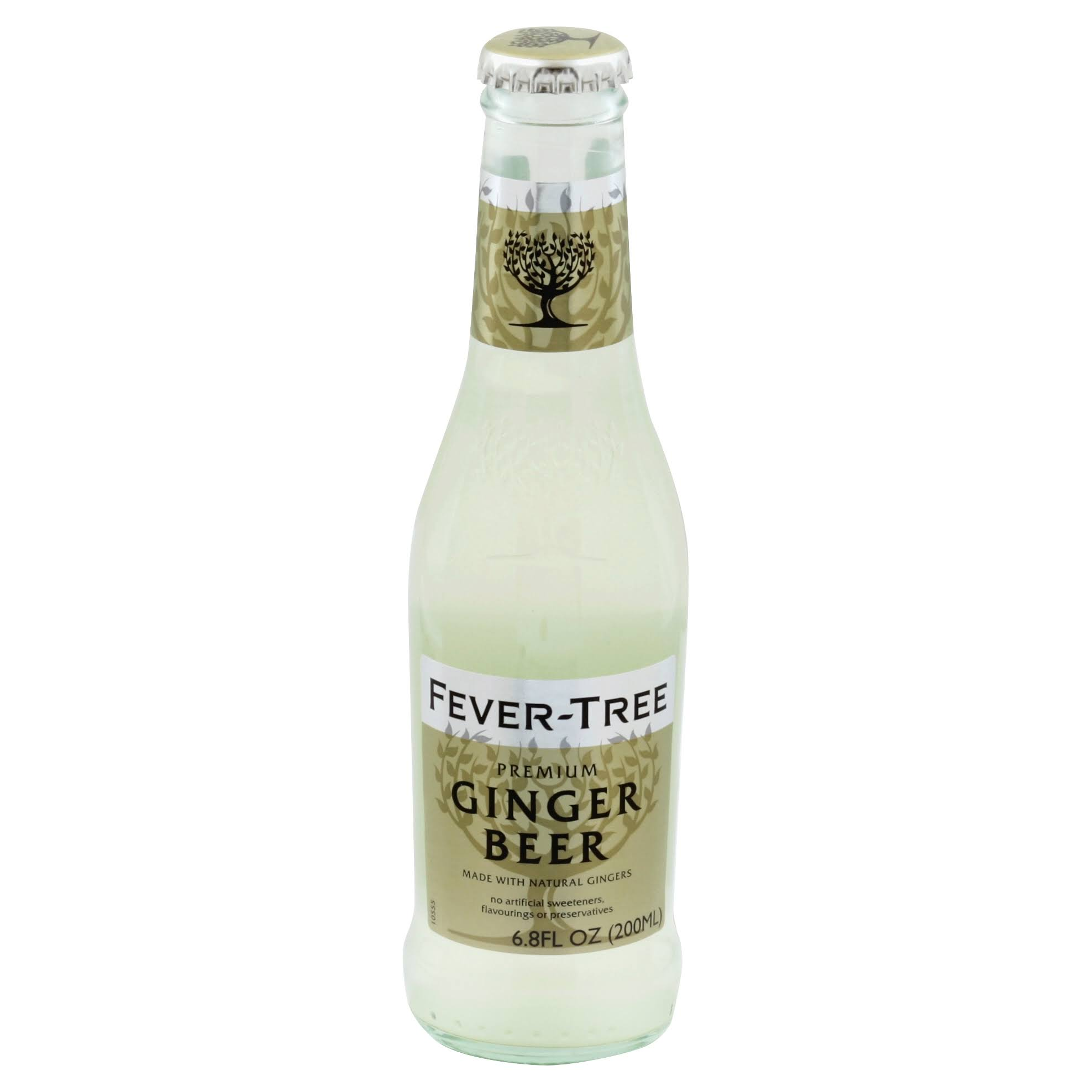 Fever-Tree Premium Ginger Beer - 200ml