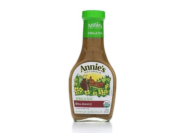Annie's Homegrown Organic Balsamic Vinaigrette - 8oz