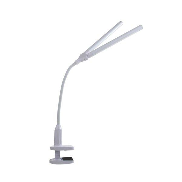 Daylight Duo Lamp with Clamp