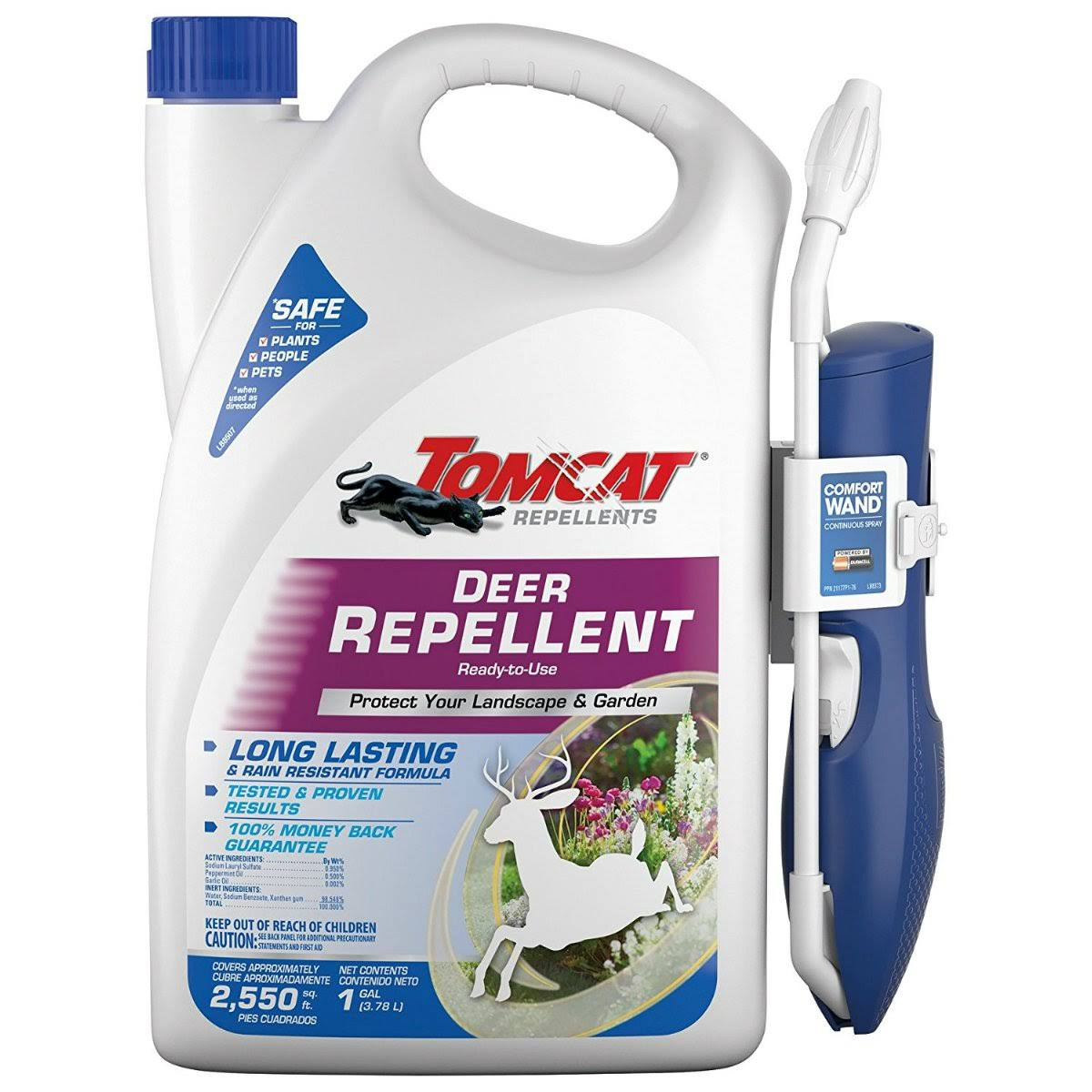 Tomcat Deer Repellent Spray - 1 Gallon