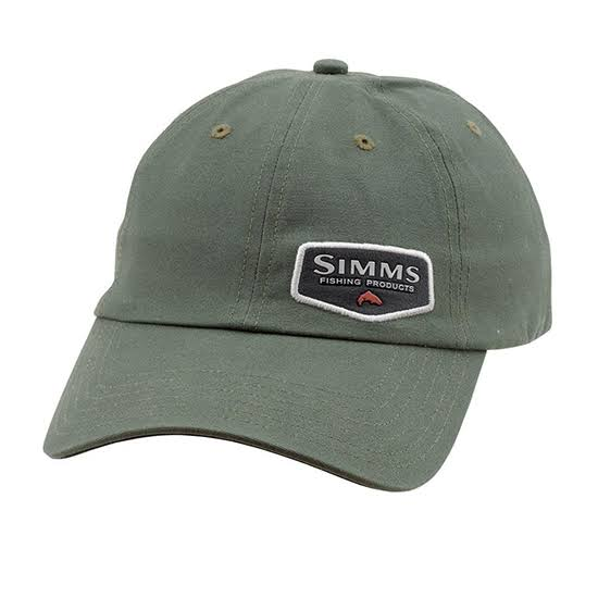 Simms Men's Oil Cloth Cap