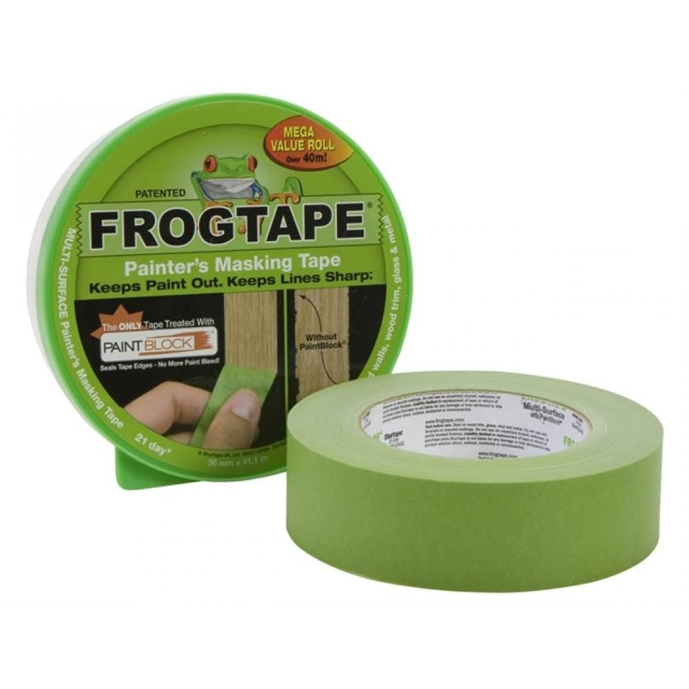 Frogtape Painter's Masking Tape - Multi-Surface, 41.1m
