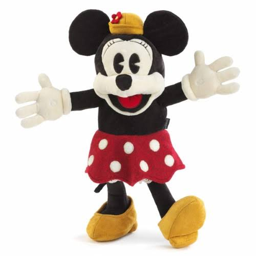 Folkmanis Puppets 5019 Vintage Disney Minnie Mouse Hand Puppet Toy