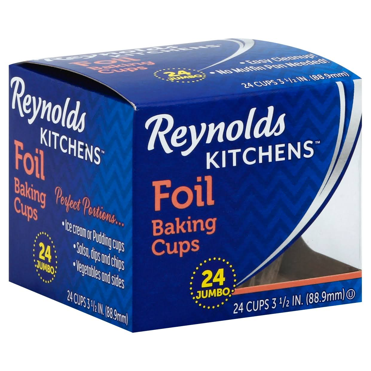 Reynolds Foil Baking Cups - Jumbo, 288 ct