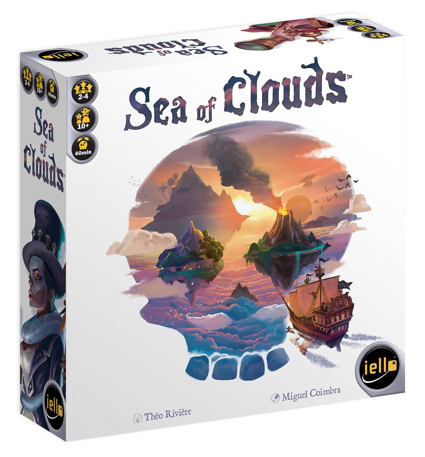 Greenbrier Games Sea Of Clouds Board Game