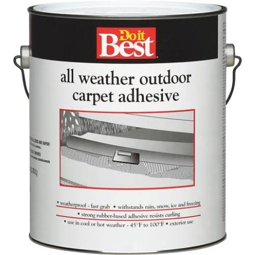 Do it Best All Weather Outdoor Carpet Adhesive - 32oz