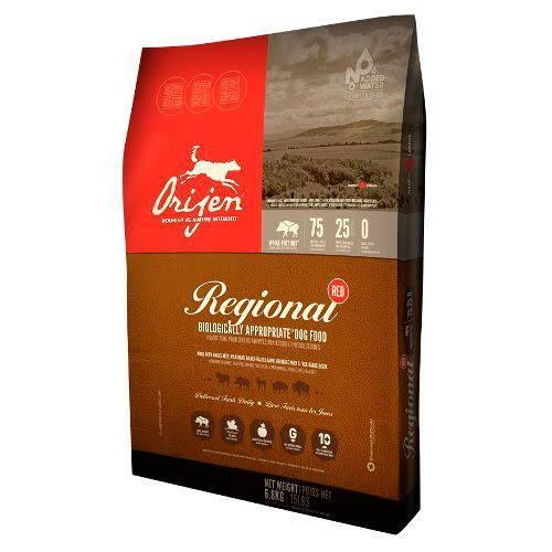Orijen - Regional Red Dog Food 13kg
