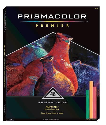 Prismacolor Premier Nupastel Colored Pastel - x48