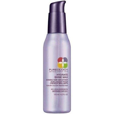 Pureology Hydrate Shine Max Shining Hair Smoother - 4.2oz