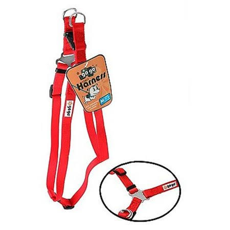 Gogo 15092 Large 1 in. Red Harness