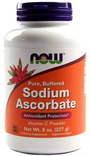NOW Foods Sodium Ascorbate - 8oz