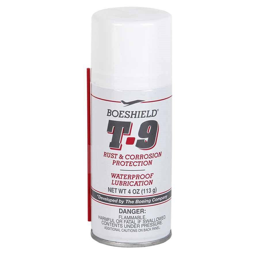 Boeshield T-9 Waterproof Lubrication Aerosol - 4oz