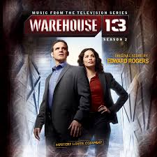 Warehouse 13 Season 2-Warehouse 13 Season 2