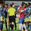 Al límite: Falcao salva el empate de Colombia ante Chile