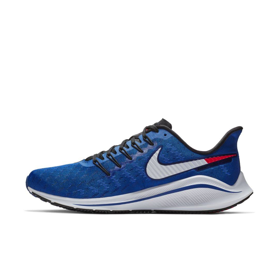 Nike Men's Air Zoom Vomero 14 Running Shoes, Size: 13.0, Blue