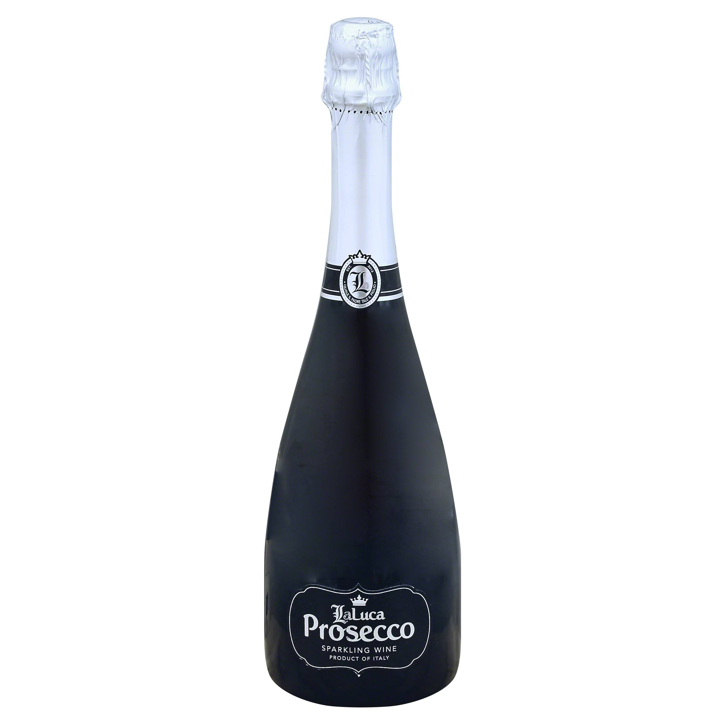Laluca Prosecco, Veneto (Vintage Varies) - 750 ml bottle