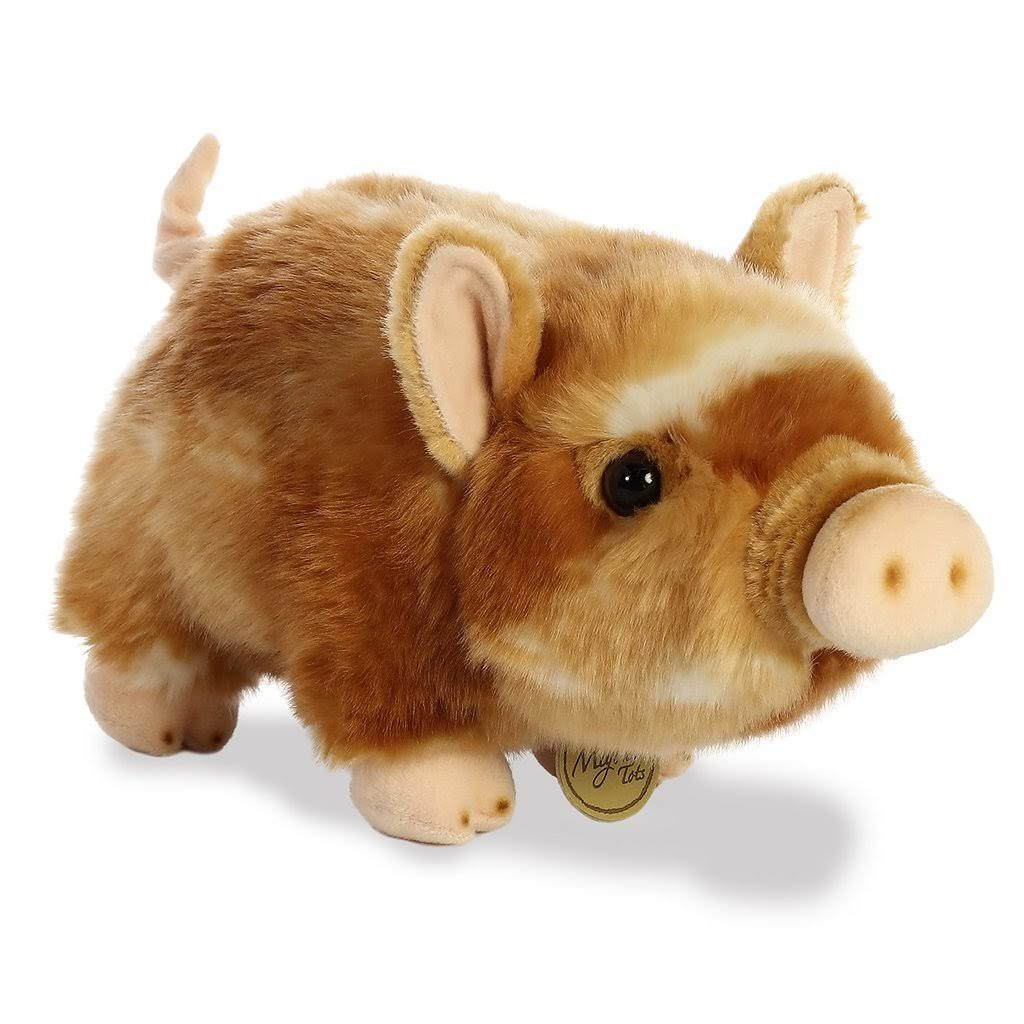 Aurora World Miyoni - Pot-Bellied Piglet Two Color 11""
