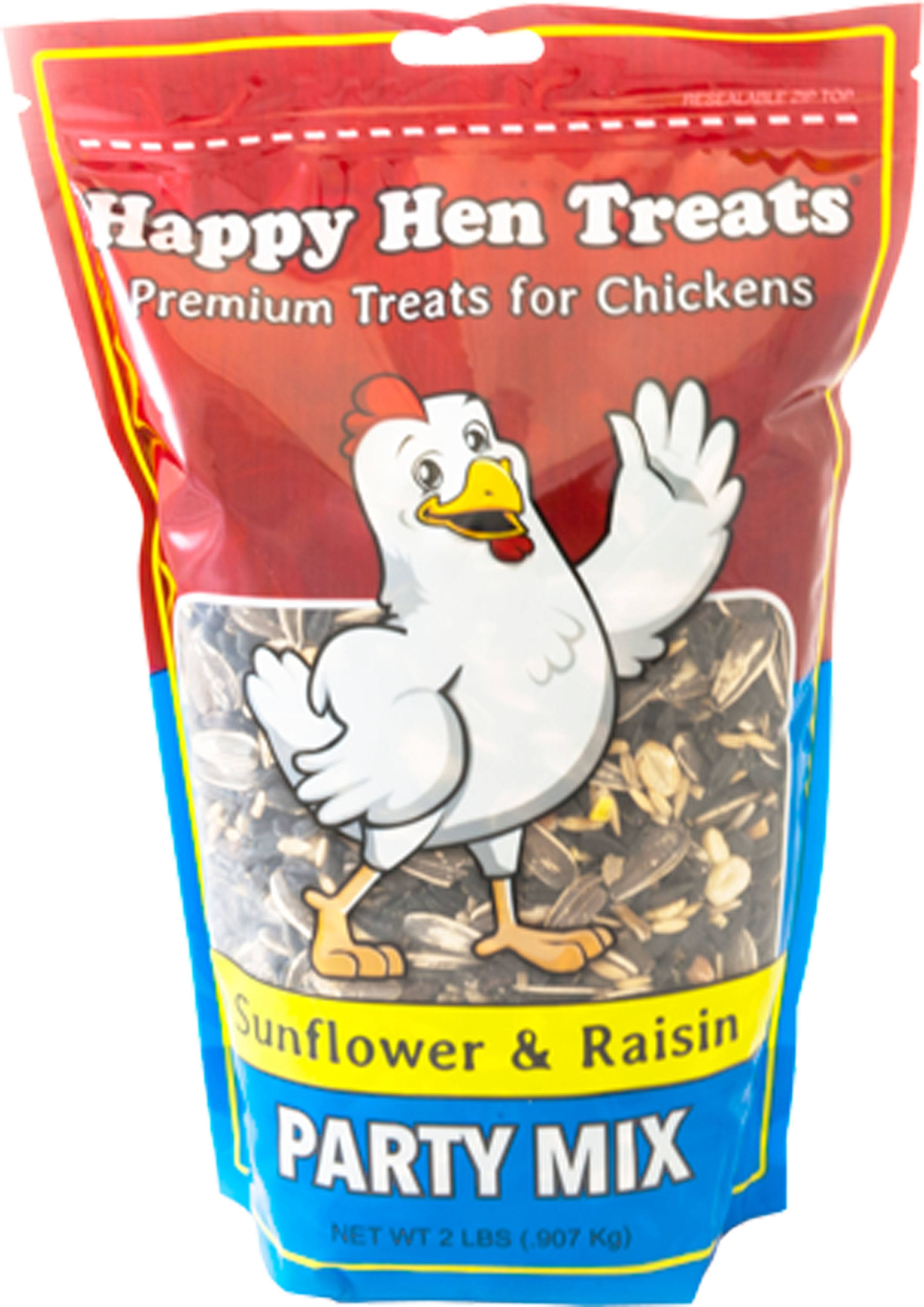 Happy Hen Treats Party Mix Sunflower & Raisin - 2lb