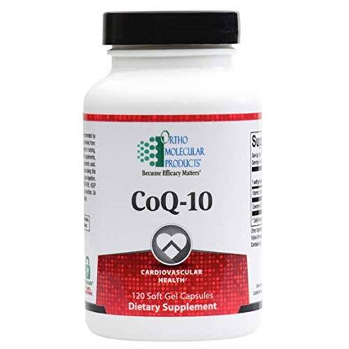 Ortho Molecular Products Coq 10 Dietary Supplement - 120ct
