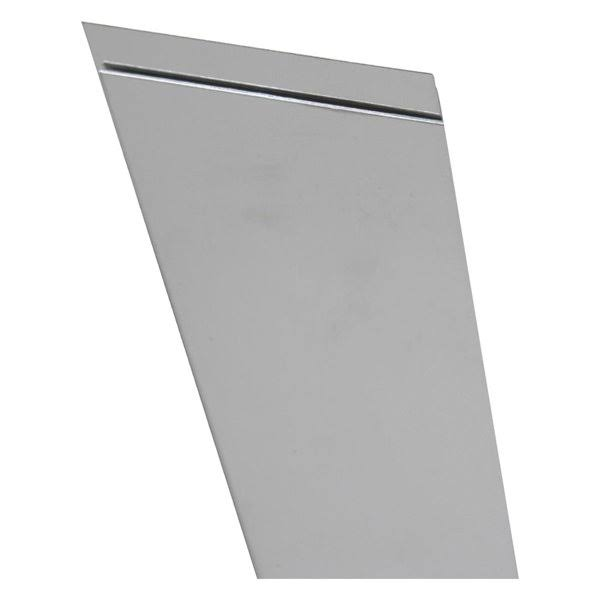 "K & S Stainless Steel Sheet, .012"" x 6"" x 12''"