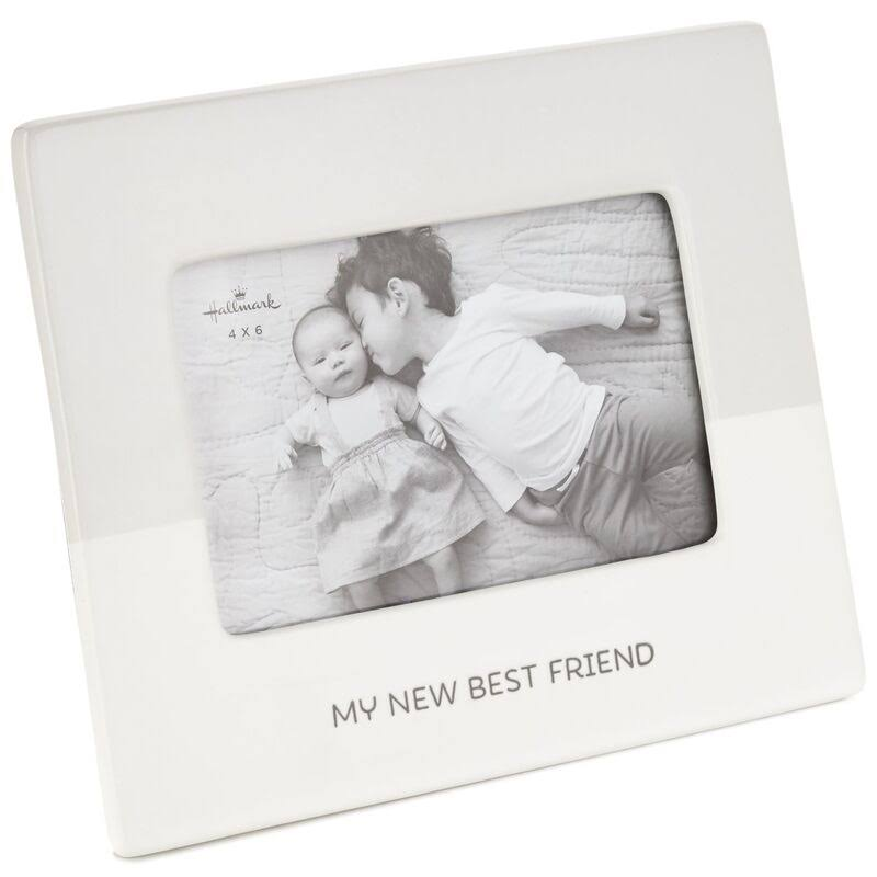 Hallmark My New Best Friend Picture Frame, 4x6