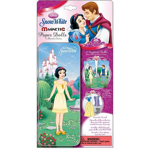 Disney Princess Magnetic Paper Doll - Snow White