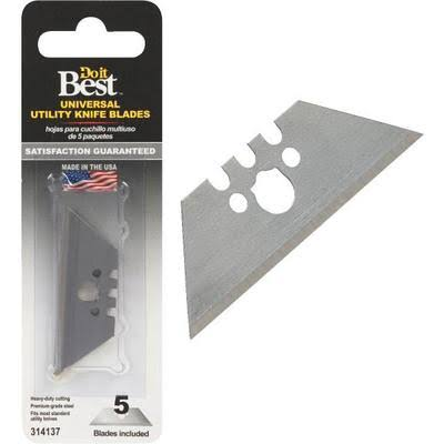Do it Best Universal Utility Knife Blade