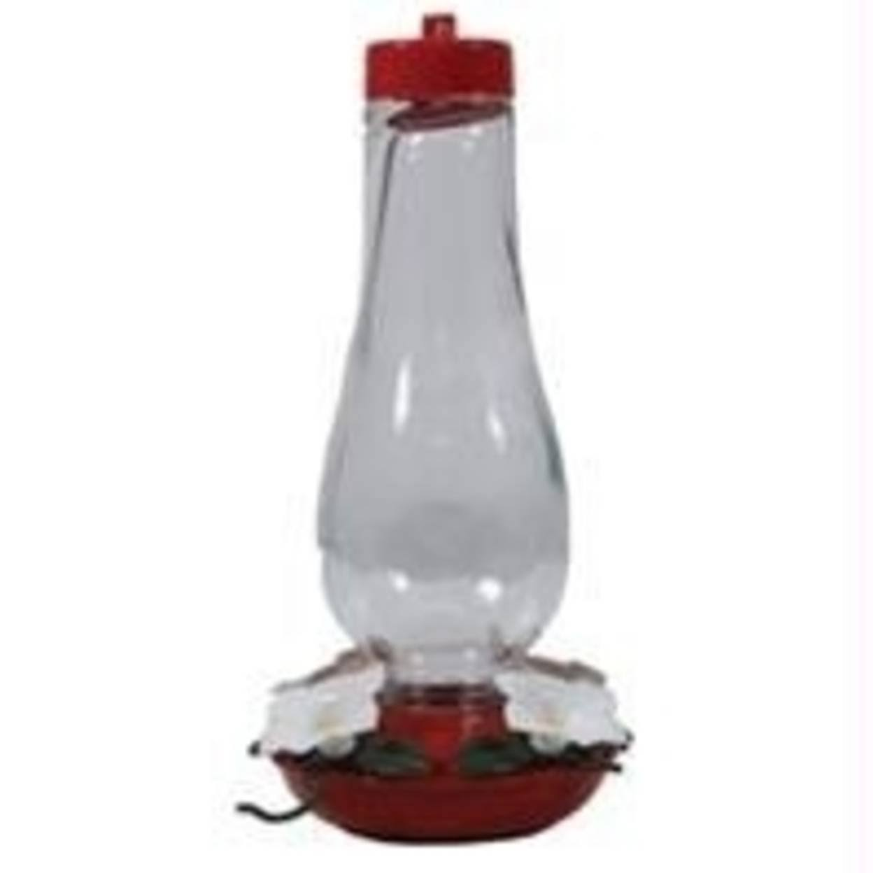 Audubon Glass Hummingbird Feeder