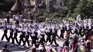 Circleville Pumpkin Festival Parade by Marching 110 Disneyland Parade Entrance Youtube
