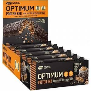 Optimum Nutrition Optimum Protein Bar - Chocolate Caramel