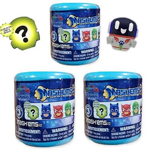 Disney Junior Mash'Ems Series 3 PJ Masks Mystery Pack