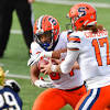 Best and worst from Syracuse football's 45-21 loss at No. 2 Notre ...