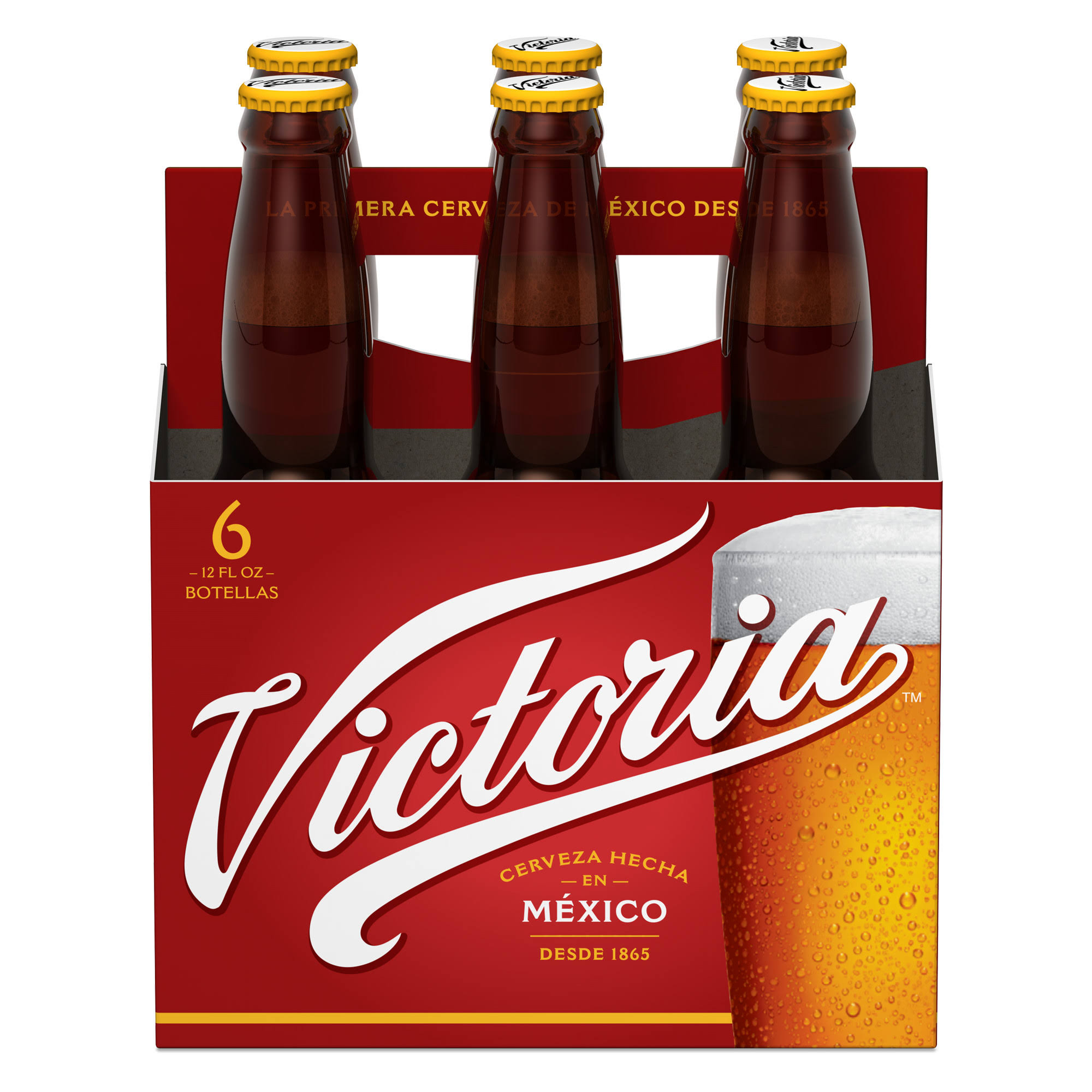 Victoria Beer - 6 pack, 12 fl oz bottles