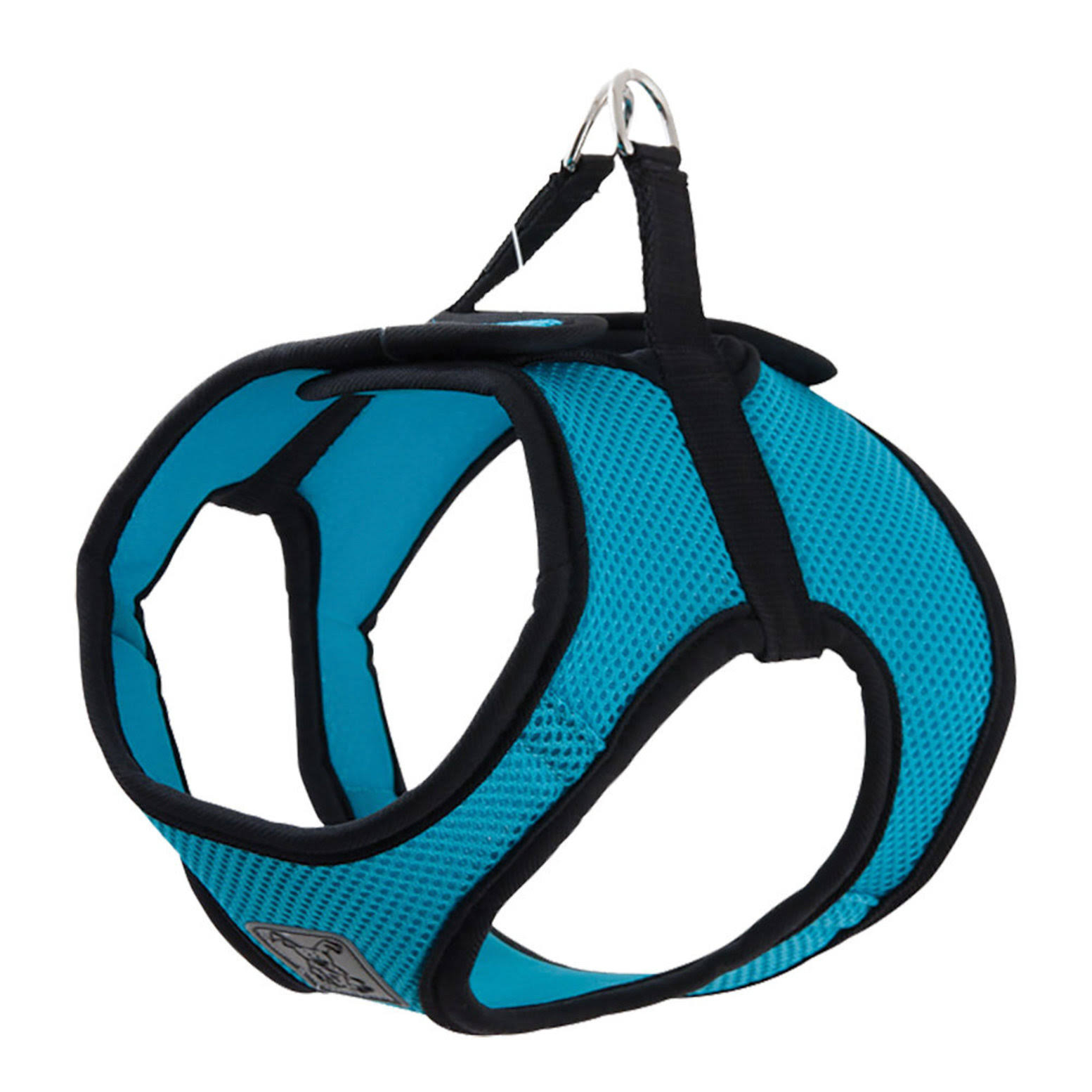 RC Pet Products Step-In Cirque Dog Harness - Teal - XX-Large