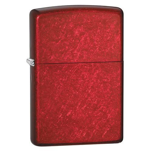Zippo Lighter - Candy Apple Red