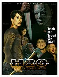 Halloween H20 Mask For Sale by Halloween H20 Horror Movie Slasher Edit By Mario Frías Horror