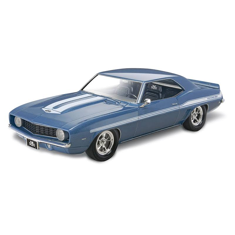 Revell 1:25 Scale Fast & Furious '69 Chevy Camaro Yenko Plastic Model Kit