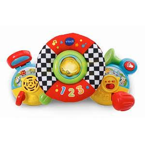 Vtech Toot-Toot Drivers Pushchair Driver Toy