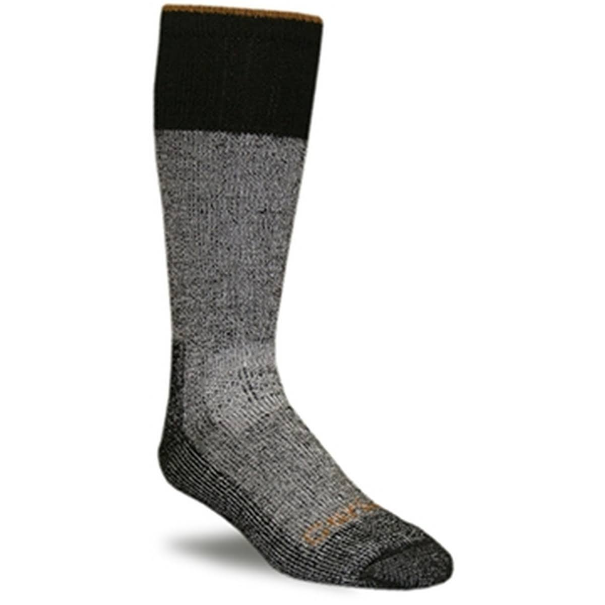 Carhartt Mens Extremes Cold Weather Boot Socks - Blackheather, X-Large