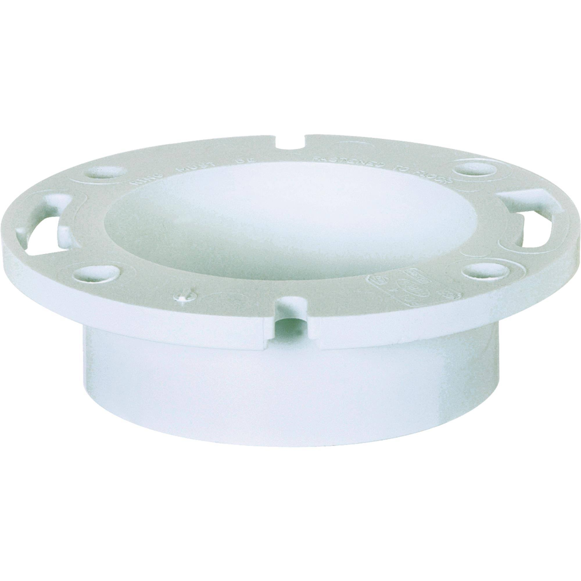 Sioux Chief Open Closet Flange - Pvc