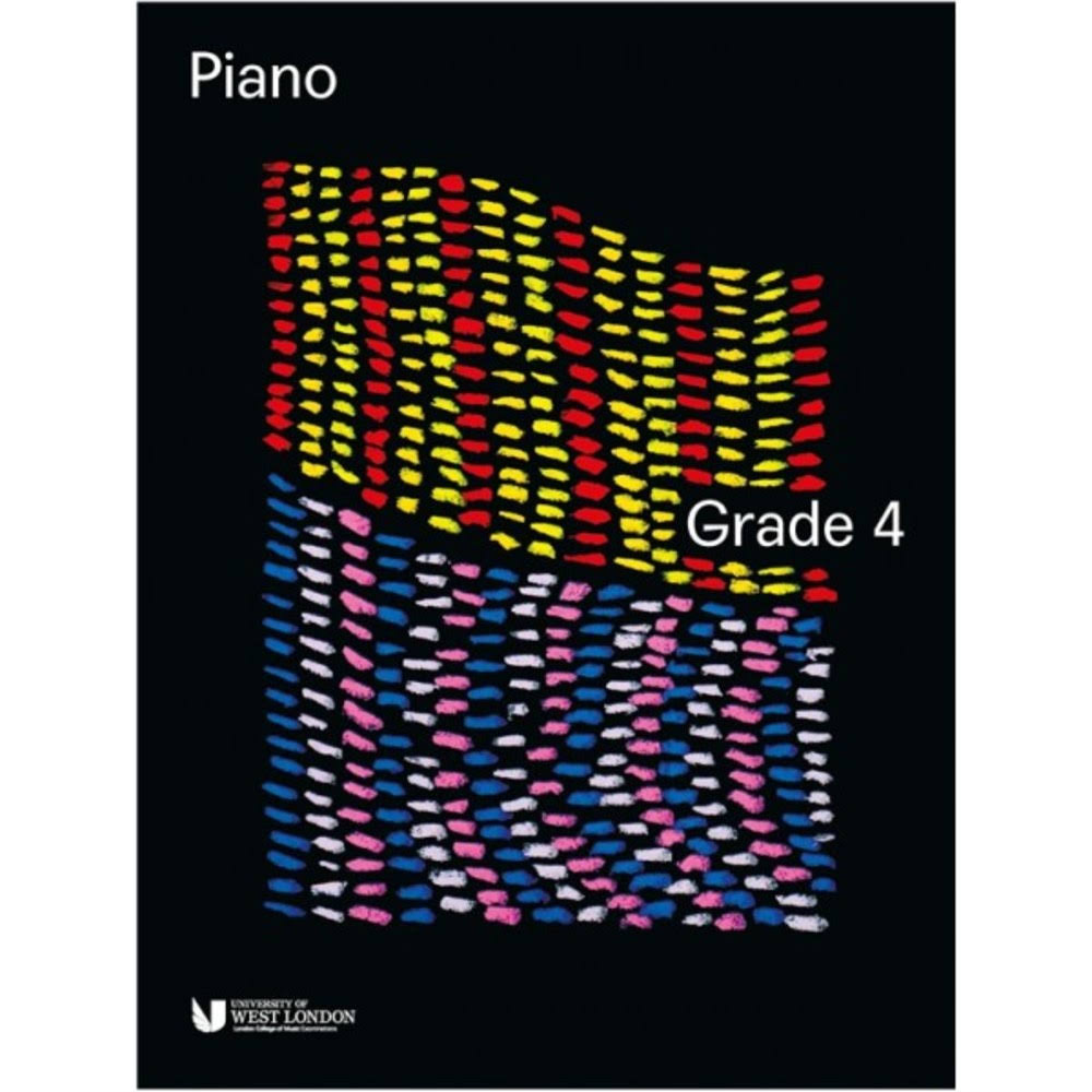 LCM Piano Handbook from 2018, Grade 4 - West London