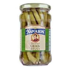 Napoleon Co Pickled Green Beans - 12oz