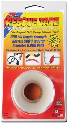 Harbor Rescue Tape Self-Fusing Silicone Tape