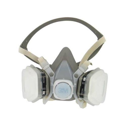 3M 53P71PC1-B Disposable Paint Project Respirator - Large