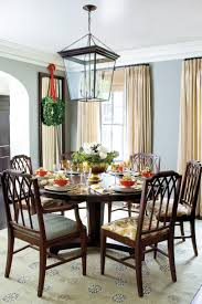 Dining Room Table Decorating Ideas Pictures by 100 Fresh Christmas Decorating Ideas Southern Living