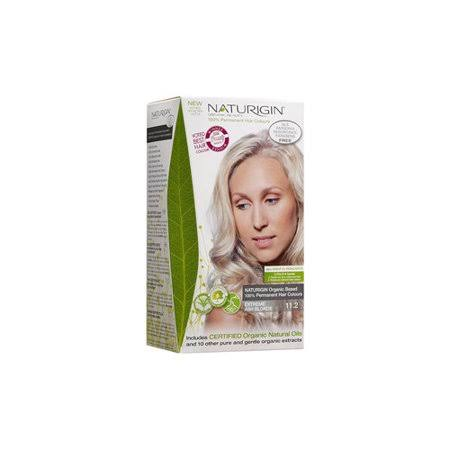 Naturigin Hair Colour - Permanent - Extreme Ash Blonde - 1 Count