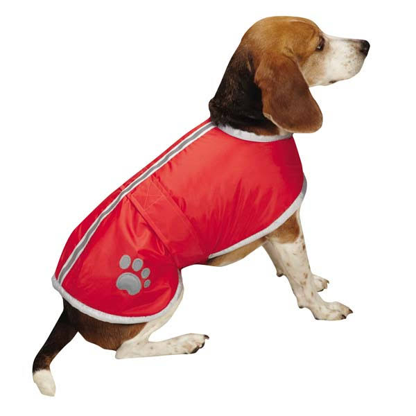 Zack & Zoey Nor'Easter Jacket, Small, Tomato Red