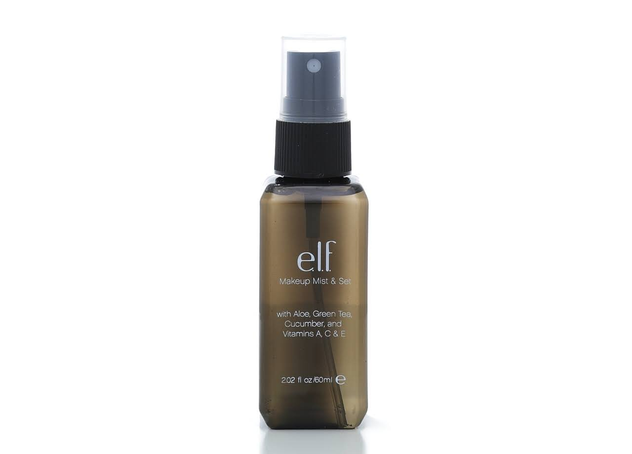 ELF Cosmetics Makeup Mist & Set Clear - 60ml
