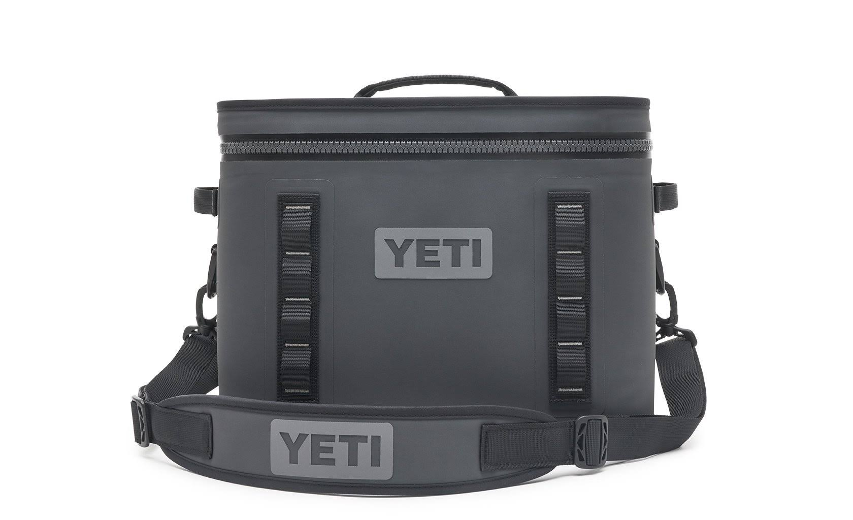Yeti Cooler, Hopper Flip 18, Charcoal