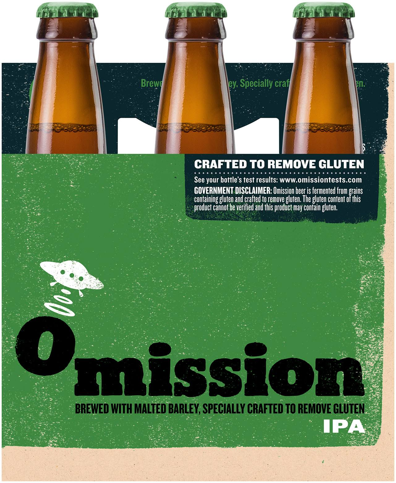 Omission Ipa Beer - 6 Bottles